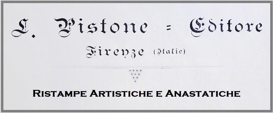 Edizioni Artistiche Luigi Pistone